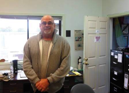 Paul Schaeffer -- Office Manager -- 8 Sep 14